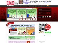 dilbert.com official dilbert website, dilbert comic strip, scott adams