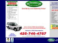 Discovery's Auto Service •Bellevue, WA •425-746-4787