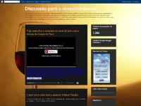 discussaoedesenvolvimento.blogspot.com 19:03, 0 comentários, 04:43
