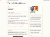 Corn Flower, Charity 'Ghan CAL, 12:00 PM, crochet