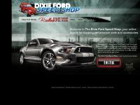 Ford Performance Parts, Mustang Performance Parts and Accessories | Dixie Ford Speed Shop