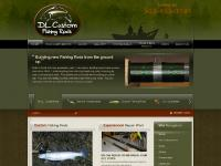 Quality Handcrafted Fishing Rods from DL Custom Fishing Rods and Repairs