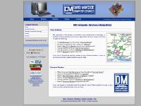 DM Computer Services (Hampshire) - Website Construction, Networks, Databases and Systems