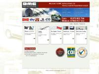 DMC Installations - Aerials, Sky Digital, Freeview/Freesat installations. Plasma/LCD,