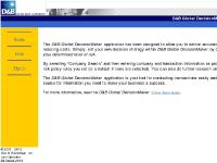 D&B Global DecisionMaker