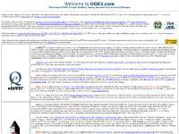DOE2.com Home Page