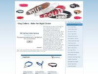 Leather Dog Collars, Dog Shock Collars, St