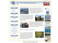 Do It Yourself City Tours
