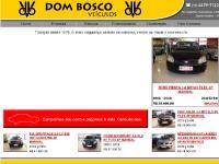 domboscoveiculos.com.br