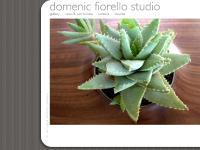 domenic fiorello studio