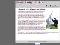 Donald Foxley : Sculptor