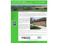 Donative holiday cottages, Donative farm, Warton, Polesworth near Tamworth