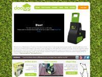 Your Ultimate Pooper Scooper - The dooup!