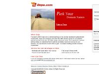 Dopa: Domain parking
