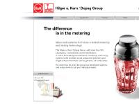 Hilger u. Kern / Dopag Group; Metering Technology; Mixing Technology; Adhesive dispensing;Adhesive application equipment;Oil dispensing; mixing systems