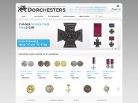 Dorchesters.com - Reproduction Coins and Full-Size and Miniature British Medals