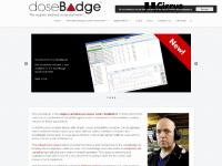 dosebadge.co.uk The doseBadge Noise Dosimeter, Features of the doseBadge, Intrinsic Safety Certification