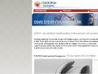 DOVO - Meisterwerke in Stahl