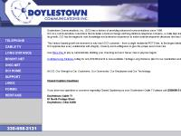 doylestowncommunication.com / Home