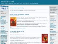 dplteen.wordpress.com - Recommend a book -, Booklists, Library topics