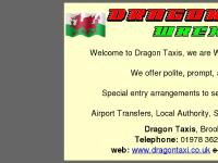 Dragon Cars Taxi Wrexham - Taxi Hire in Wrexham, Minibus Hire in Wrexham