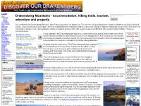 Drakensberg real estate and property, links page, South Africa, Antbear Guest House