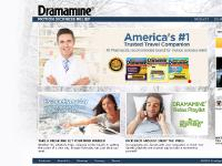 dramamine.com motion sickness relief, motion sickness medicine, treatment for motion sickness