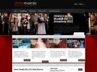 dramamusicals.com drama musicals, rebecca musical, elisabeth