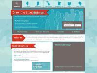 drawthelinemidwest.org Midwest, Illinois, Indiana