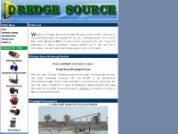 Dredge Source - Advertising and Brokerage for the Dredging Industry