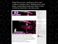 Mobile Disco in kent | wedding dj in kent | kent mobile dj | Childrens Disco |