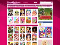 Barbie Games, Monster High Games, Dress Up Games, Bratz Games, Winx Games and Girls Games