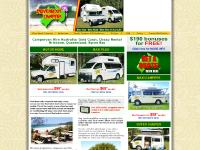 Campervan Hire Gold Coast, Cheap Campervan Rental, Brisbane Qld Australia