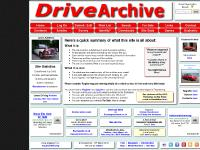 DriveArchive - Vehicle History and Fate - Home