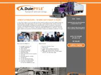 driveforpyle.com owner operators, northeast trucking, trucking jobs