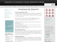 Driving Theory Test | Driving Theory Test Practice | Driving Theory Test Booking
