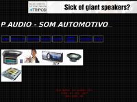 dspaudio.tripod.com PRODUTOS, SERVICOS, TABELA