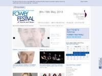Fowey Festival - of Words and Music : Fowey Festival
