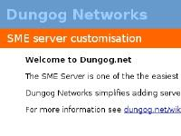 Dungog Networks - SME server customisation