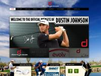 dustinjohnson.com Dustin Johnson, PGA TOUR, TaylorMade