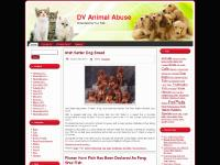 dvanimalabuse.org  , Website builders, Hosting