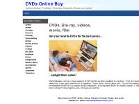 DVDs Online Buy - DVDs, Blu-ray, video, movies