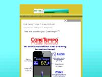 Golf Tempo Training Aids