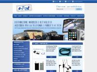 e-Pol - Ingrosso e dettaglio accessori e ricambi per la telefonia