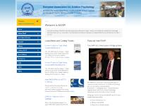 Welcome to EAAP!   European Association for Aviation Psychology (EAAP)