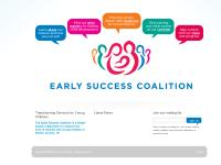 Early Success Coalition - Home