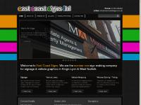 East Coast Signs | King's Lynn Signs, Vehicle Wrapping & Livery | West