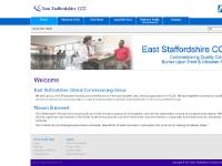 eaststaffsccg.nhs.uk east, staffordshire, clincial