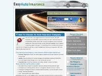 Auto Insurance Companies | EasyAutoInsurance.com
