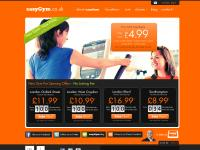 easygym.co.uk Equipment, Personal Trainers, Day Passes
